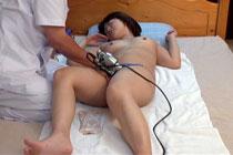 デブ少女 エロ鍼灸院でイクイク