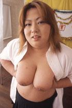 セーラー服と肥満獣 ミユキ フォト
